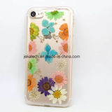 Real Flower TPU Case for iPhone 7
