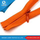 Lemo 3# Cheap Stock Nylon Reverse Invisible Zipper