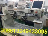 10 Inches Screen High Speed Used Embroidery Machine Industrial