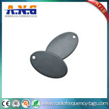 Washable UHF PPS RFID Passive Laundry Tag for Dry Cleaning