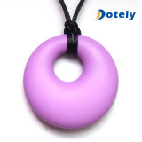 Chew Necklace Teething Pendant BPA Free