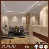 Interior Wood Plastic Composite Material Lowes Cheap Wall Paneling with SGS, Fsc