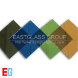 Colored Reflective Glass / Tinted Reflective Glass /Solar Control Coated Glass