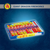 Color Thunder Match Cracker Firecrackers Toy Fireworks (double sound)