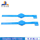 Offset Printing PVC RFID Wristband for Travel Packages