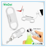 Bottle Opener Mobile Phone Cable with High Quality (WY-CA36)
