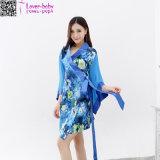Lady Nightwear Babydoll Clubwear Sexy Kimono Lingerie L28209-3
