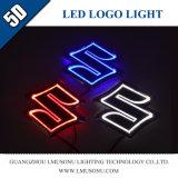 5D Car Badge Light LED Logo Light for Suzuki
