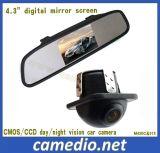 "4.3inch Car Rear View Mirror System 4.3"" Mirror with Digital Screen +170 Degree Car Camera"
