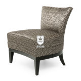 Arresting Hotel Lobby Chair with Low Back