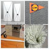 Fiberglass Rods for Advertising