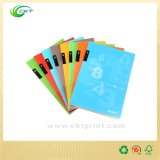 Luxury PU Cover Paper Notebook Printing (CKT-NB-418)
