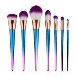 7PCS Purple Hair Real Technique Brush Sets
