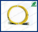 Fiber Optic Jumper Patch Cord Single Moldst-FC