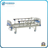 Two Crank manual Function Hospital Bed
