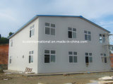 Light Steel Prefab/Prefabricated Houses Used Offices or Private Living Homes