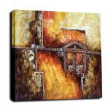 Abstract Oil Painting - New Design (ADA9099)