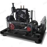 40bar High Pressure Piston Air Compressor Used in Russia