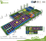 New Design Indoor Trampoline Park with High Qulaity
