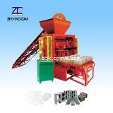 Semi-Automatic Brick Molding Machine (QTJ4-35I)