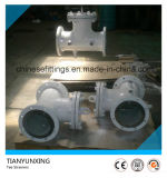 API ANSI Carbon Steel Flanged Valve Strainers