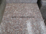Cheap Polished Pink Red G687 China Granite Tile