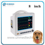 8 Inch Vet Portable Patient Monitor for Veterinary Medical Equipment