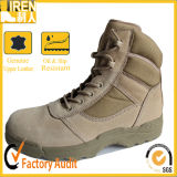 2017 High Quality Durable Genuine Leather Militay Desert Boot