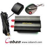 GPS Tracker with Door Alarm, Acc and Shock Sensor Alarm (GPS103-B)