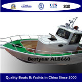 Aluminium Boat 660 and 860