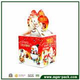 2016 Logo Printed Christmas Paper Apple Gift Box