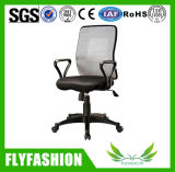 ISO RoHS CE Identified Office Grey Mesh Fabric Chair (OC-97)