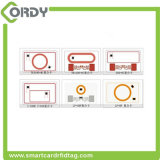 Blank White PVC 13.56MHz RFID Combination Card for Access Control