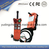 Manufacturer 4 Double 2 Speed Buttons F21-4D Industrial Crane Radio Remote Control for Tow Truck