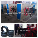 Soft PVC PE Pipe Coiler Machine Winder