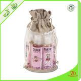 Plastic PVC Clear Drawstring Toiletry Bag