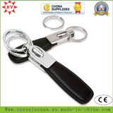 Cutom Metal and Leather Key Holder