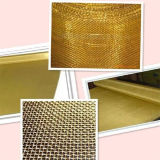 Economic and Environmental Protection Material Brass Mesh