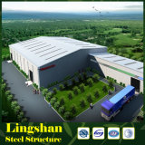 Prefabricated Light Steel Structure Prefab Warehouse/Workshop