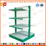 Doubl Side Back Wire Shelf Pharmacy Shop Display Shelving (Zhs338)