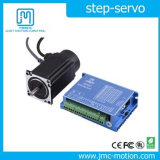 Easy Operation 2 Phase NEMA 23 Closed Loop Step-Servo Motor and Driver with Encoder