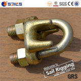 Galvanized Type a Malleable Wire Rope Clip