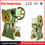 J23-25 Automatic Power Press for Sheet Metal Punch Holes