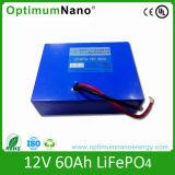 12V 60ah Lithium Battery for Beacon Light