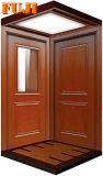 Villa Elevator / Lift of Yellow Wooden