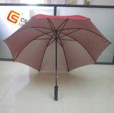 Black Electro Metal Ribs Golf Umbrella