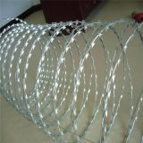 Razor Blade Wire Fence (single coil or cross type)