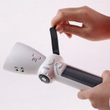Solar Dynamo Torch Radio, Crank Flashlight, Travel Essential (XLN-284B)