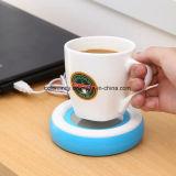 Coffee USB Cup Mug Warmer with LED and Switch