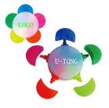 5 Colors Highlighter in Flower Design